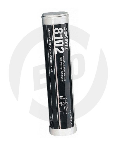 Loctite 8102 mazací tuk pro vysoké teploty - 400 ml