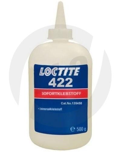 Loctite 422 vteřinové lepidlo - 500 g