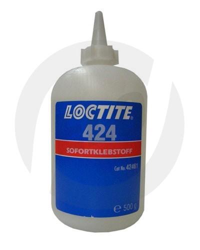 Loctite 424 vteřinové lepidlo - 500 g