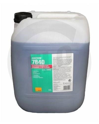 Loctite 7840 čistič univerzální modrý koncentrát - 20 l