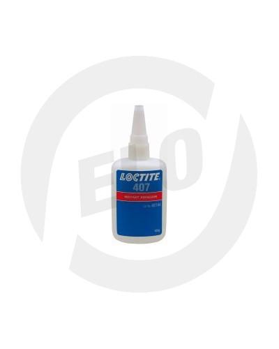 Loctite 407 vteřinové lepidlo - 500 g