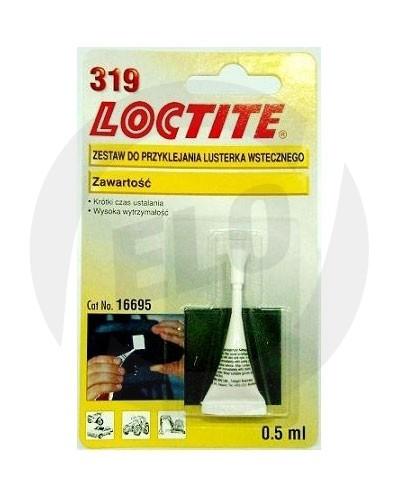 Loctite 319 lepení zpětného zrcátka - 0,5 g