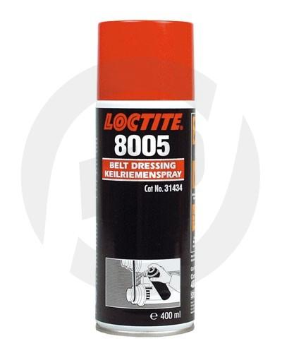 Loctite 8005 adhezní sprej na řemeny - 400 ml