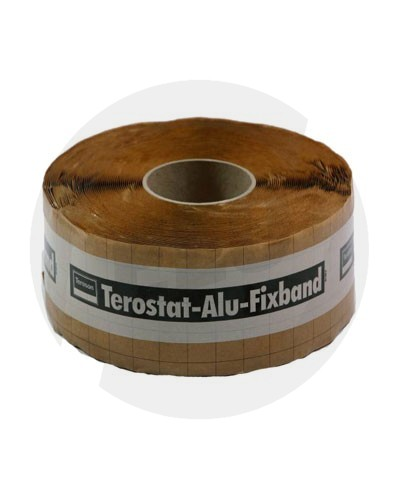 Teroson Terostat ALU Fixband 100 x 1,2 mm role - 25 m