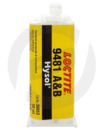Loctite 9481 epoxidové lepidlo univerzální pružné - 50 ml