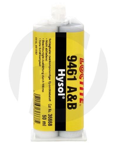 Loctite 9461 epoxidové lepidlo houževnaté - 50 ml