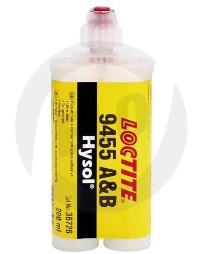 Loctite 9455 epoxidové lepidlo rychle vytvrzující - 200 ml