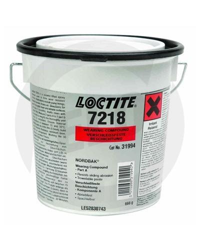 Loctite 7218 směs proti oděru - 10 kg
