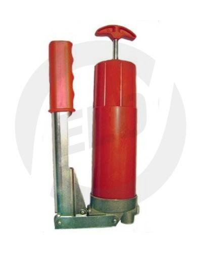 Ruční mazací lis pákový plast - 500 ccm (řídké mazivo)