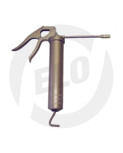 Ruční mazací lis pákový lakovaný kov jednoruční - 500 ccm